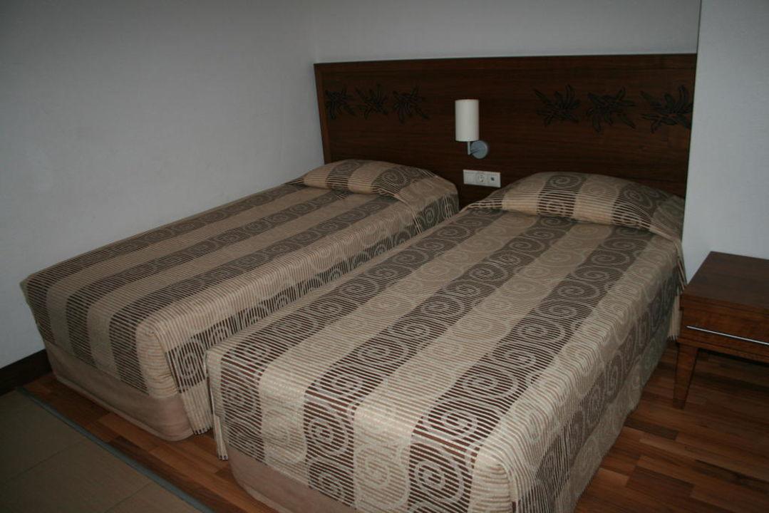 2 Einzelbetten im Familienzimmer  Kirman Leodikya Resort