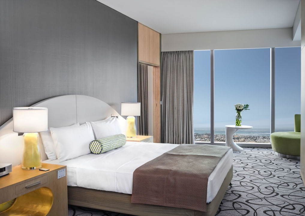 Opera Suite Boardroom Sofitel Hotel Dubai Downtown
