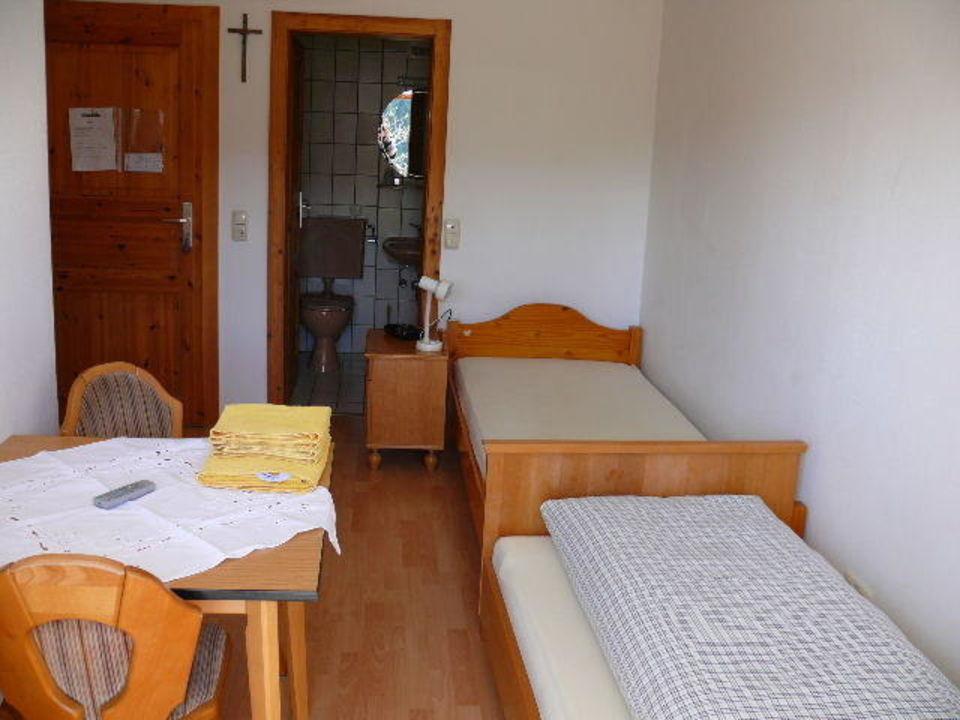 Einzelzimmer - Ausschnitt 3 Hotel Stöcklholz