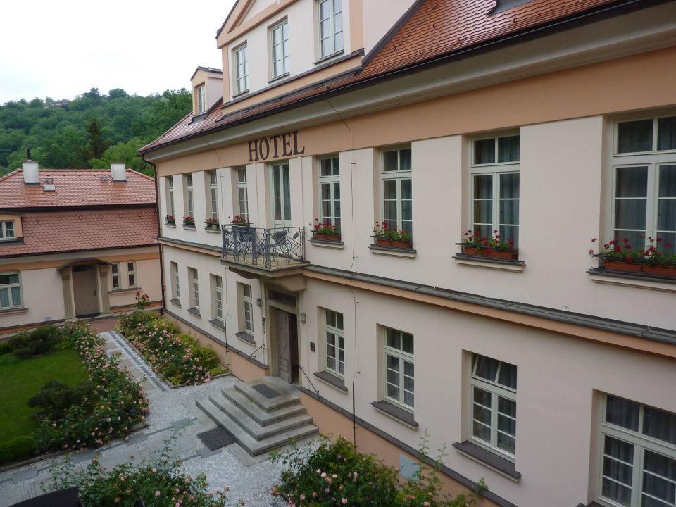 Zimmer-Nr. 17 Hotel Castle Residence Praha