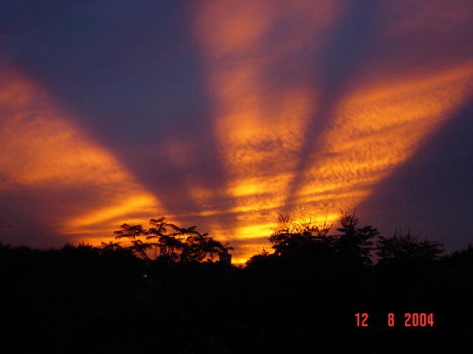 Sonnenuntergang Paradisus Varadero Resort & Spa
