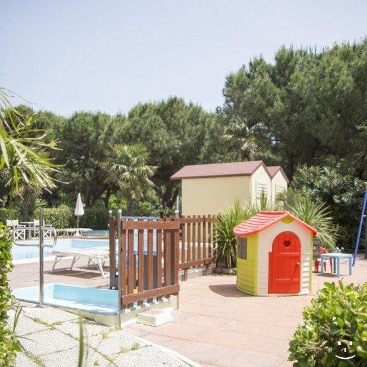 Zona Bambini Hotel Gaudia