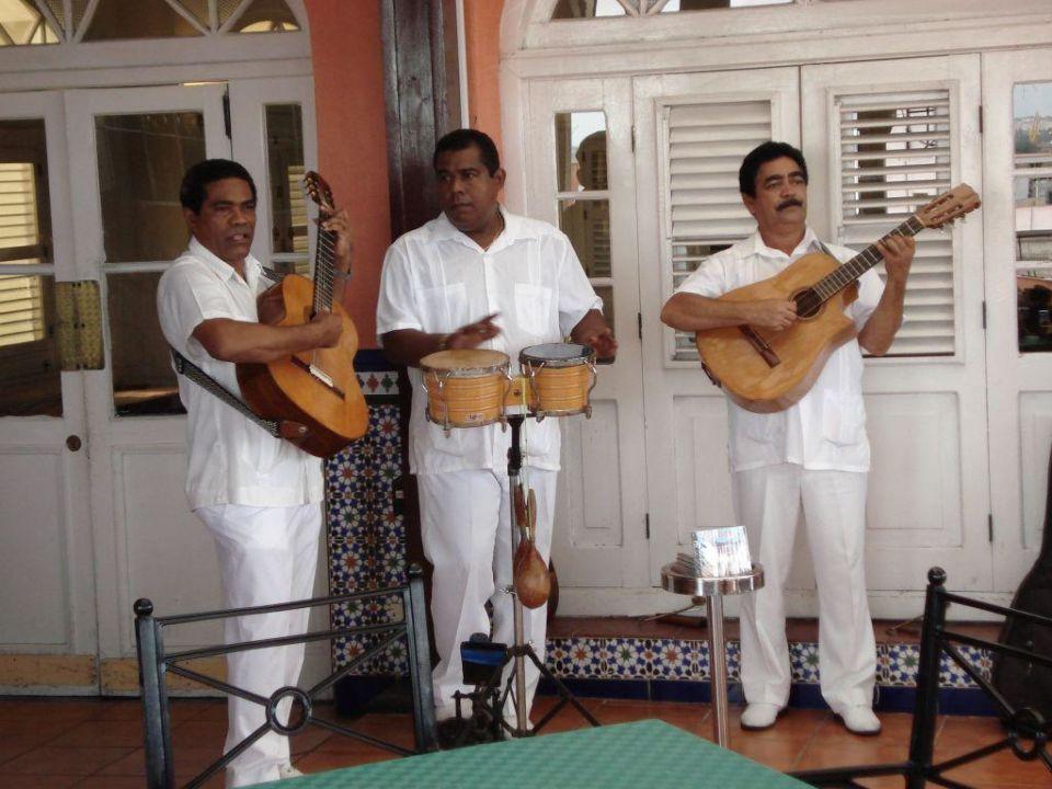 Bild Quot Ausblick Von Der Dachterrasse Quot Zu Hotel Ambos Mundos In Havanna