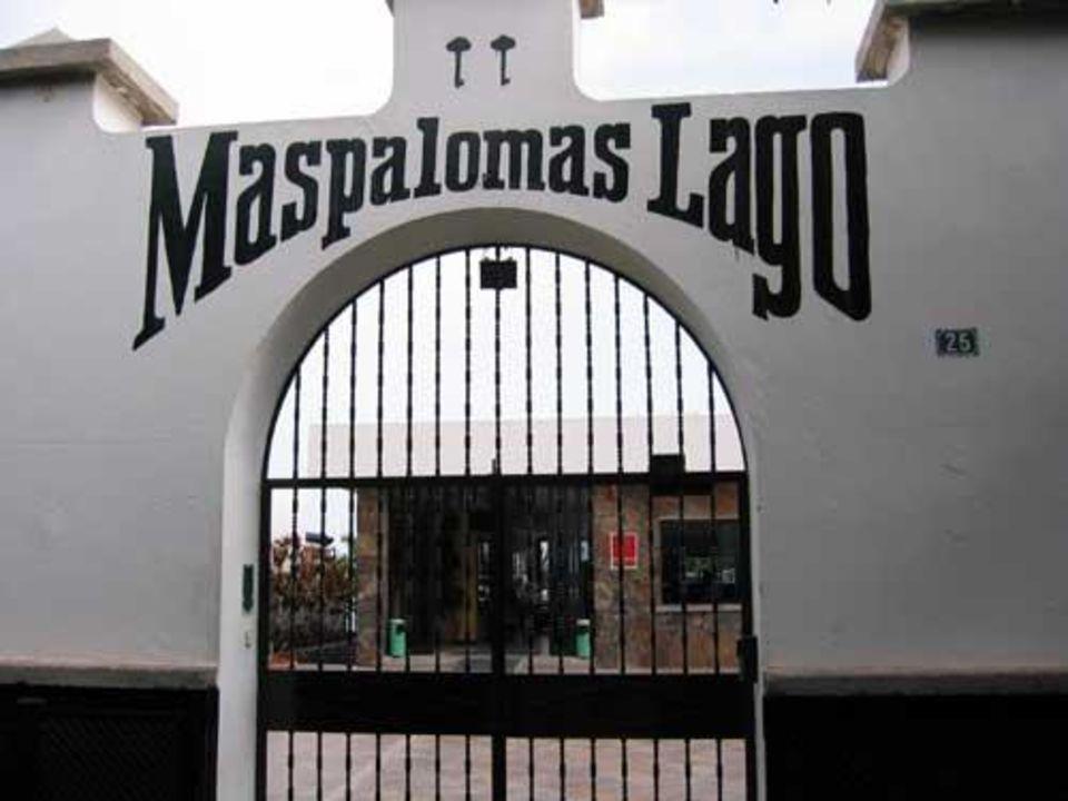 Das Portal zum Urlaub Hotel Maspalomas Lago