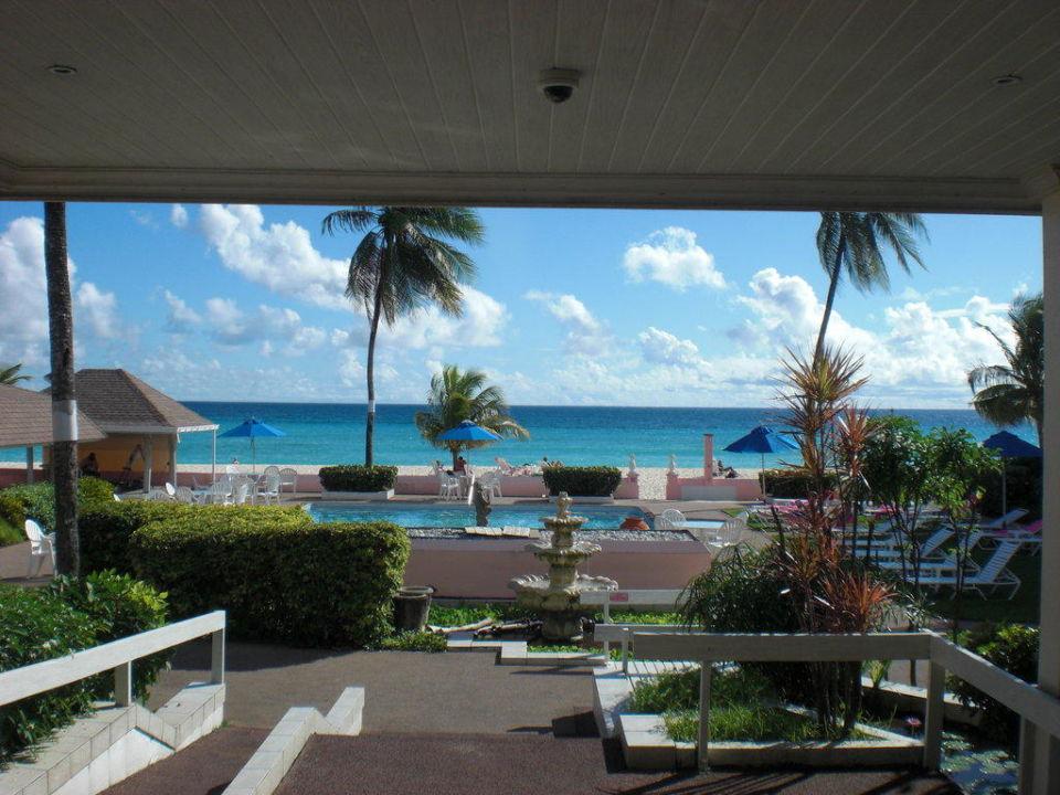 Sicht von der Lobby aus Hotel Southern Palms Beach Club
