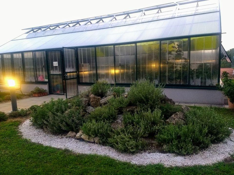 Gartenanlage Wilfinger Ring Bio Hotel