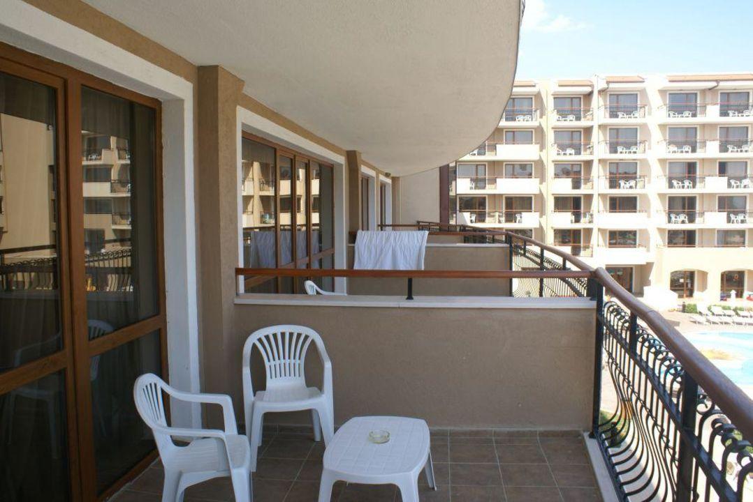 Taras HVD Clubhotel Miramar