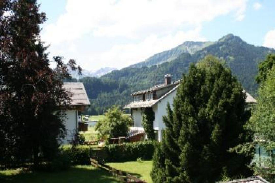 Blick vom Balkon Appartementhaus Sonnenheim