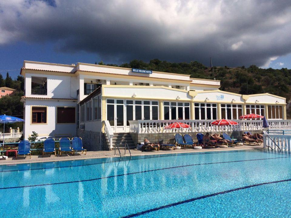 pool hotel belle helene beach agios georgios pagi holidaycheck korfu griechenland. Black Bedroom Furniture Sets. Home Design Ideas