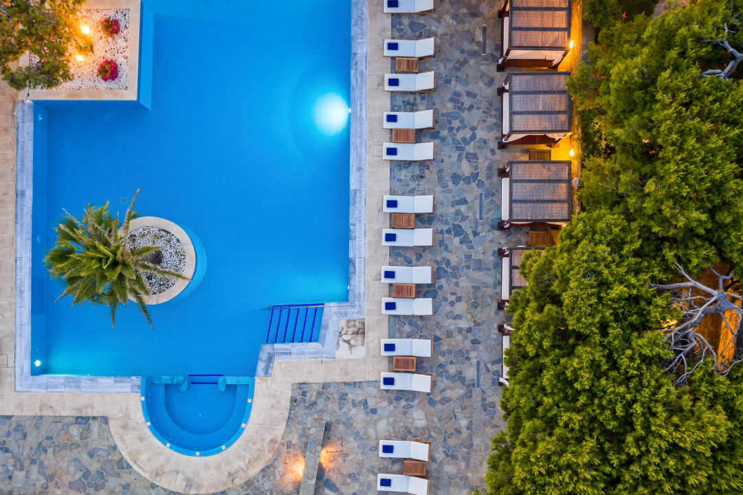 Pool Mykonos Theoxenia Boutique Hotel