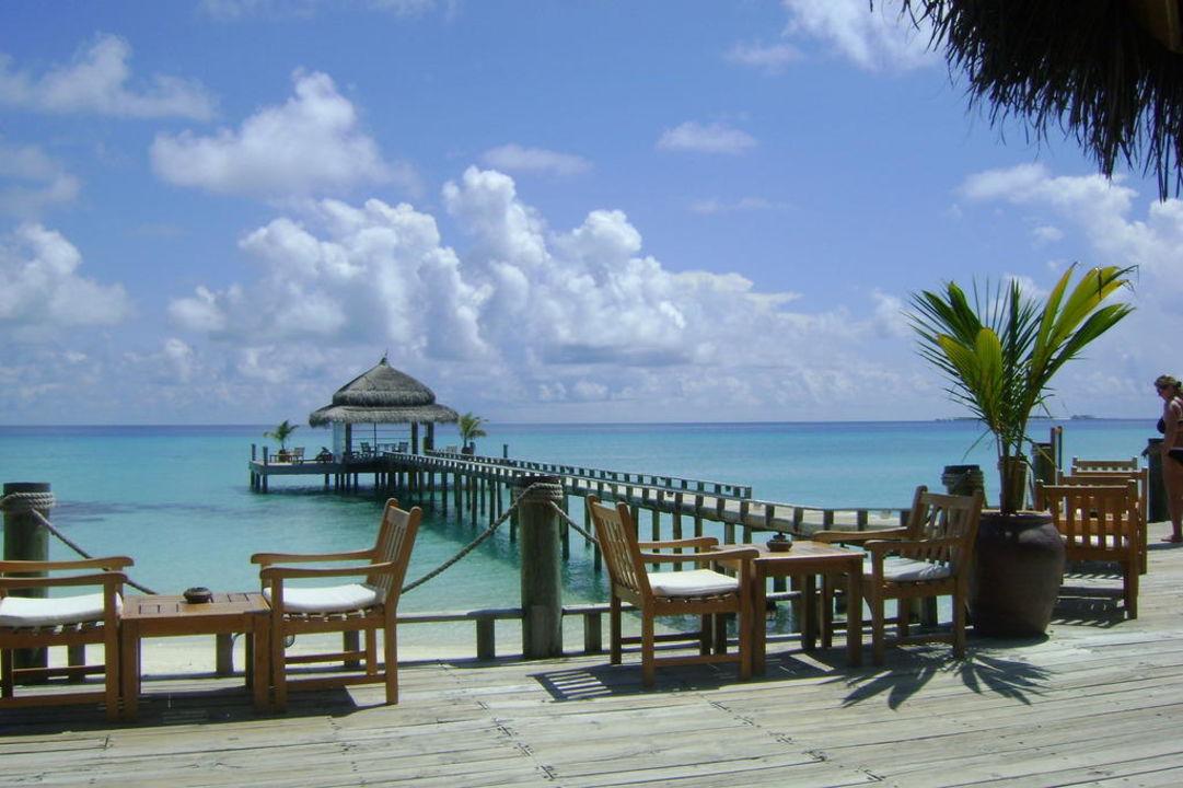 Jetty Kuramathi Maldives