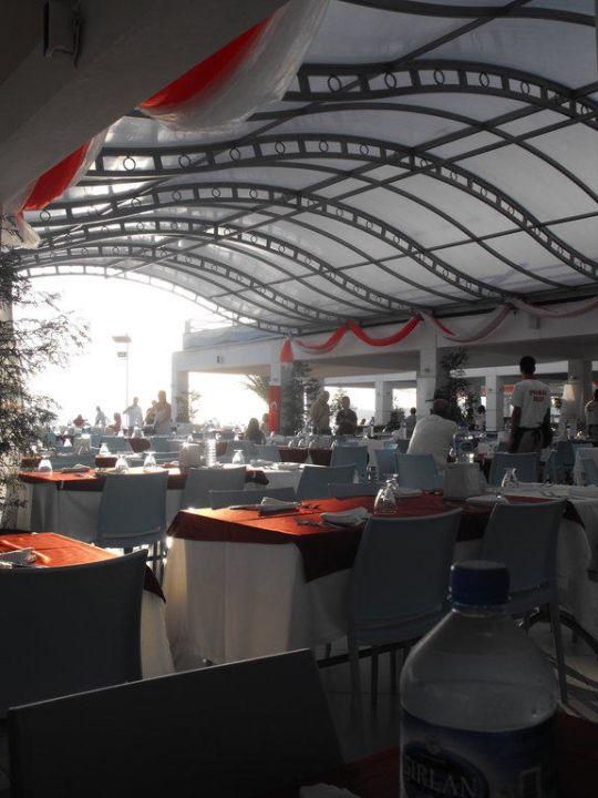 Overdekt restaurant Hotel Ephesia Holiday Beach Club