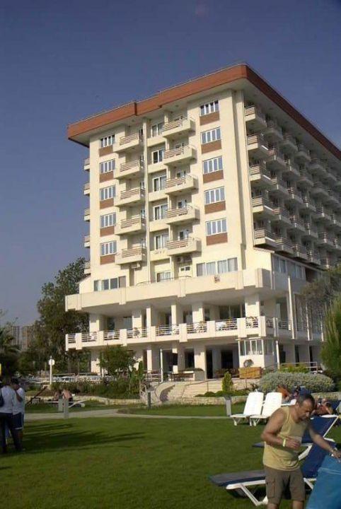 Hotel Ephesia Aussenansicht Hotel Ephesia
