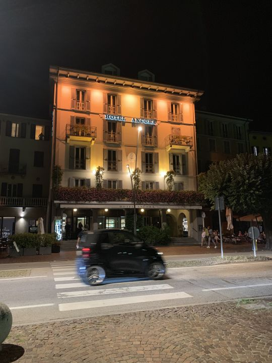 Außenansicht Hotel Ancora