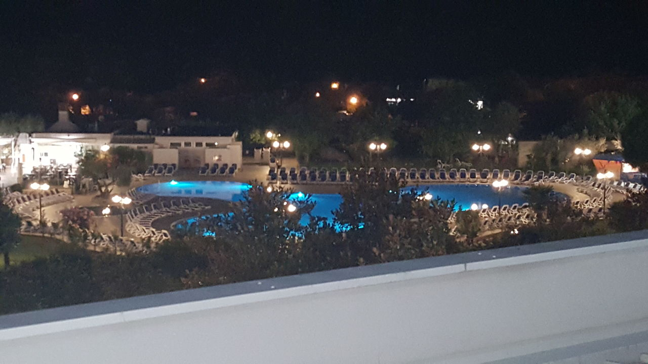 Ausblick Hotel Mimosa - Lido Palace