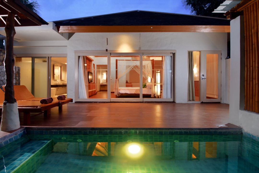 Zimmer Metadee Resort & Villas
