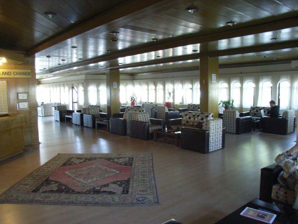 Hotellobby Hotel Club Ürgüp