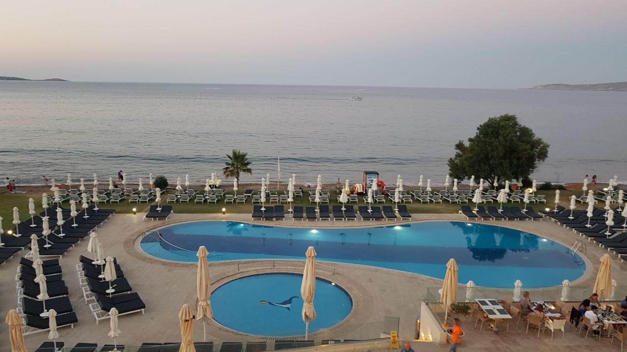Pool Kiani Beach Resort Family All Inclusive