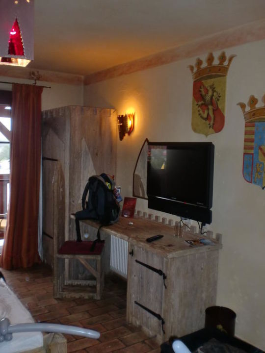 Burghotel Hotel Castillo Alcazar Europa-Park