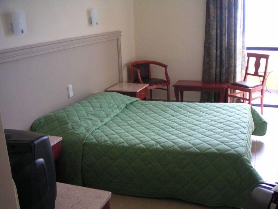 Zimmer mit Meerblick und Balkon Hotel Mistral Mare