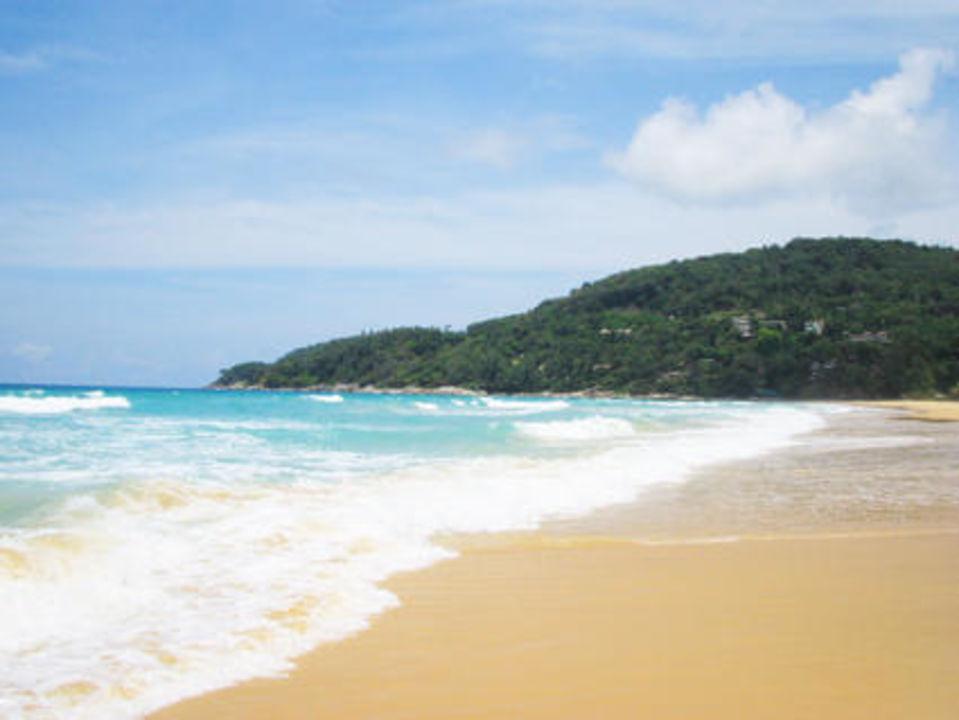 Unser Strand in Karon Best Western Phuket Ocean Resort