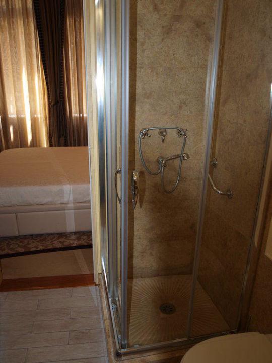 Badezimmer  Hotel Dei Dragomanni