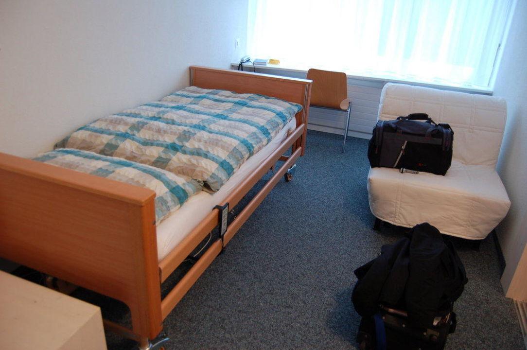 Einzelzimmer Hotel Allegro