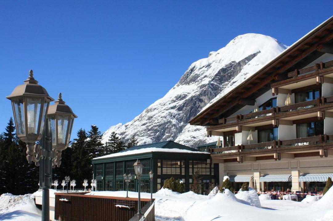 Hotel & Hohe Munde Interalpen-Hotel Tyrol