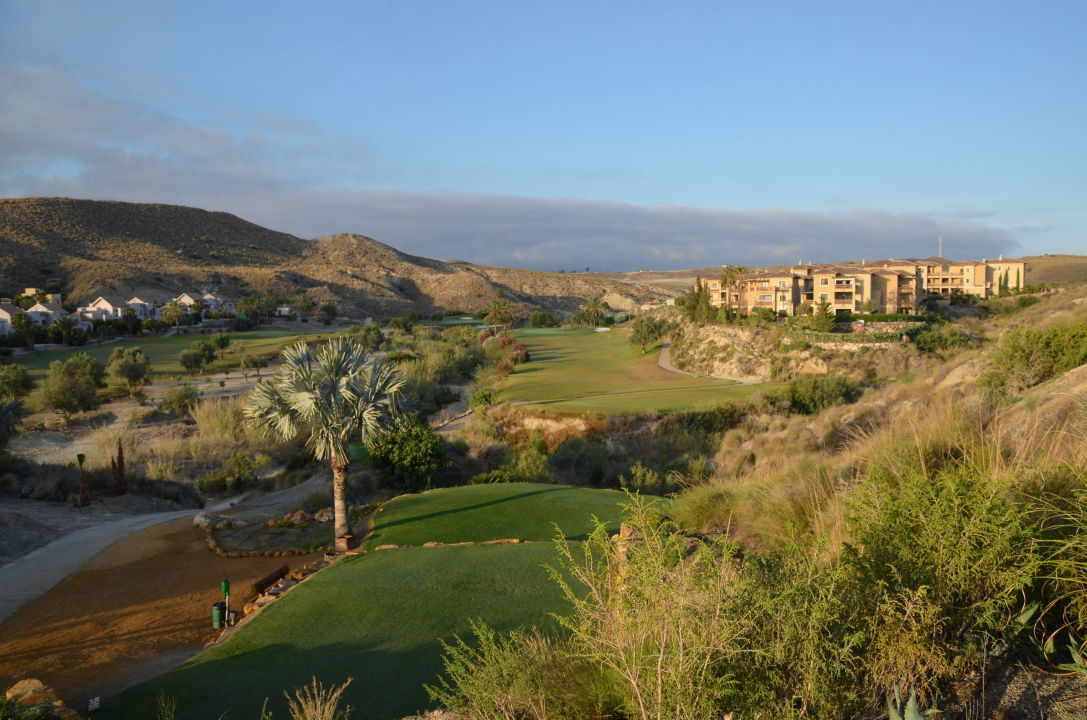 Loch 11 Hotel Valle del Este Golf Spa