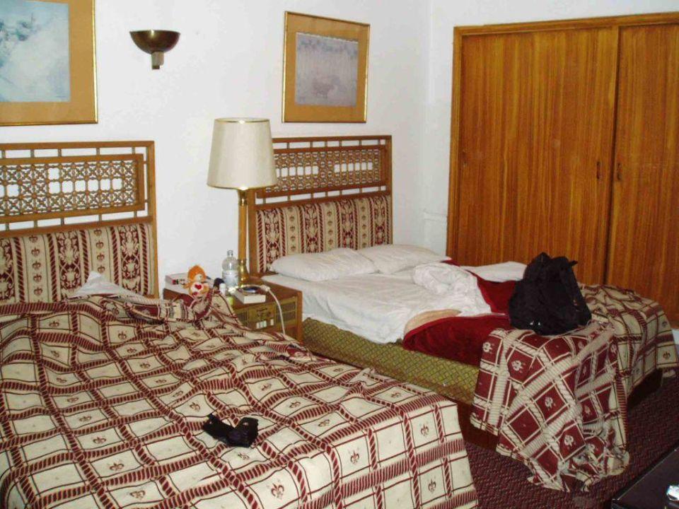 Hotelzimmer Hotel Indiana