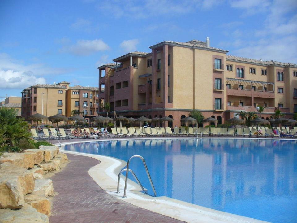 Poolanlage Barcelo Punta Umbria Beach Resort