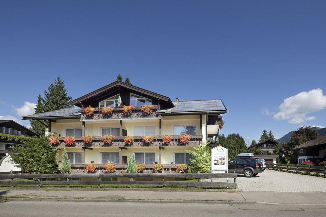 Oberstdorfer Ferienwelt (Haus Haslach) Oberstdorfer Ferienwelt