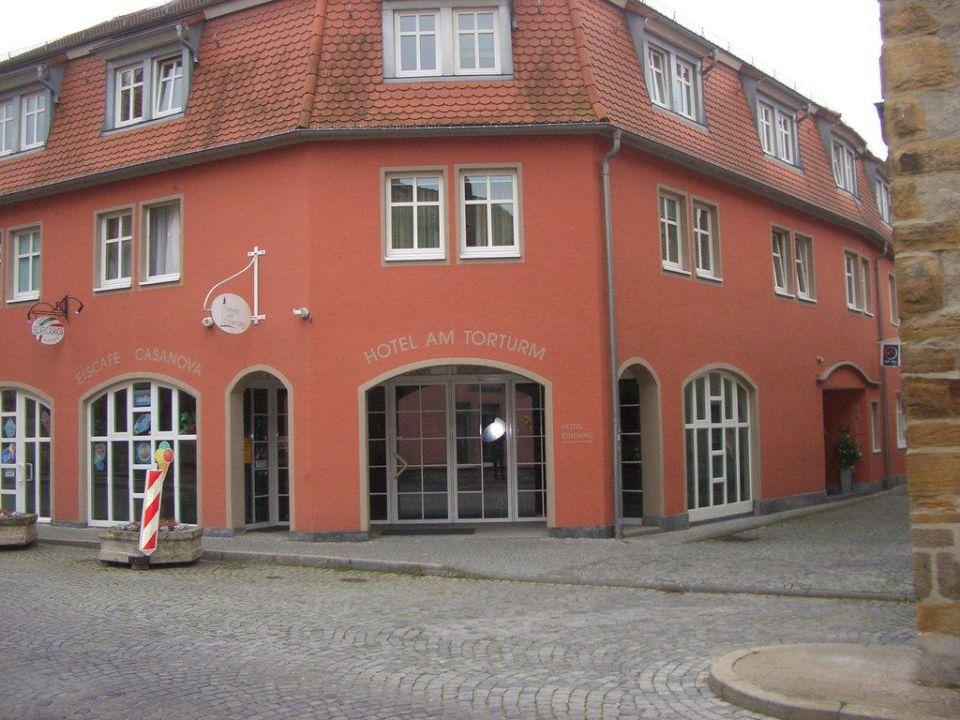 Schickes stadthotel hotel am torturm volkach for Schickes hotel