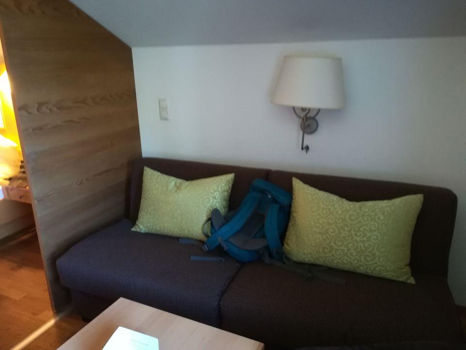 Zimmer Alpen Hotel Post
