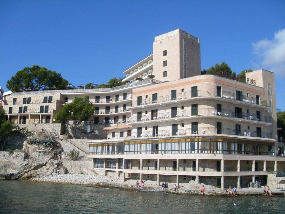 Das Hotel Hotel Mar Y Pins