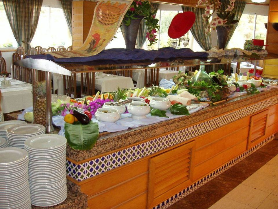 Speisesaal Club Hotel Tropicana Mallorca