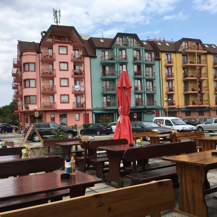 Außenansicht Hotel & Spa St. George