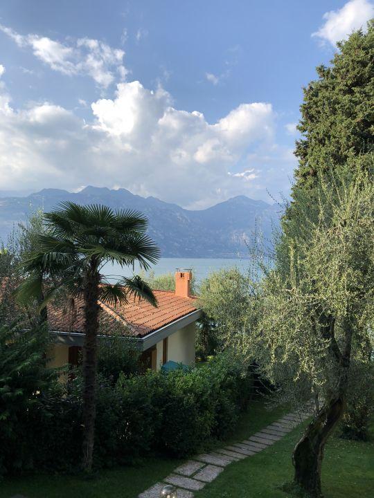 Ausblick Villa Sopri