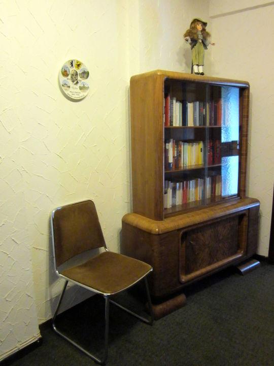 """""""Kleine Bibliothek"""" Hotel Haus am Hochwald Goslar"""
