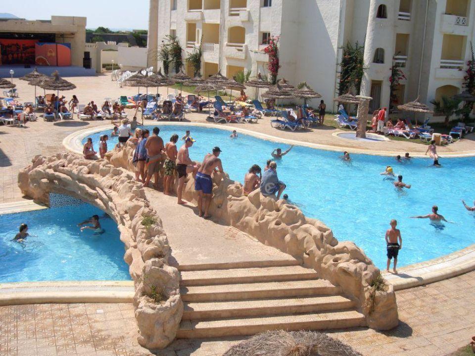 Sun Beach Resort 6 Hotel Caribbean World Borj Cedria Club