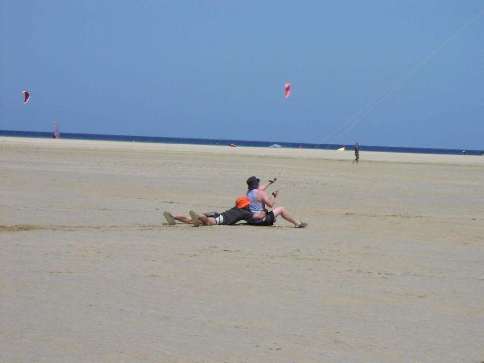 Playa de sotavento PrimaSol Drago Park