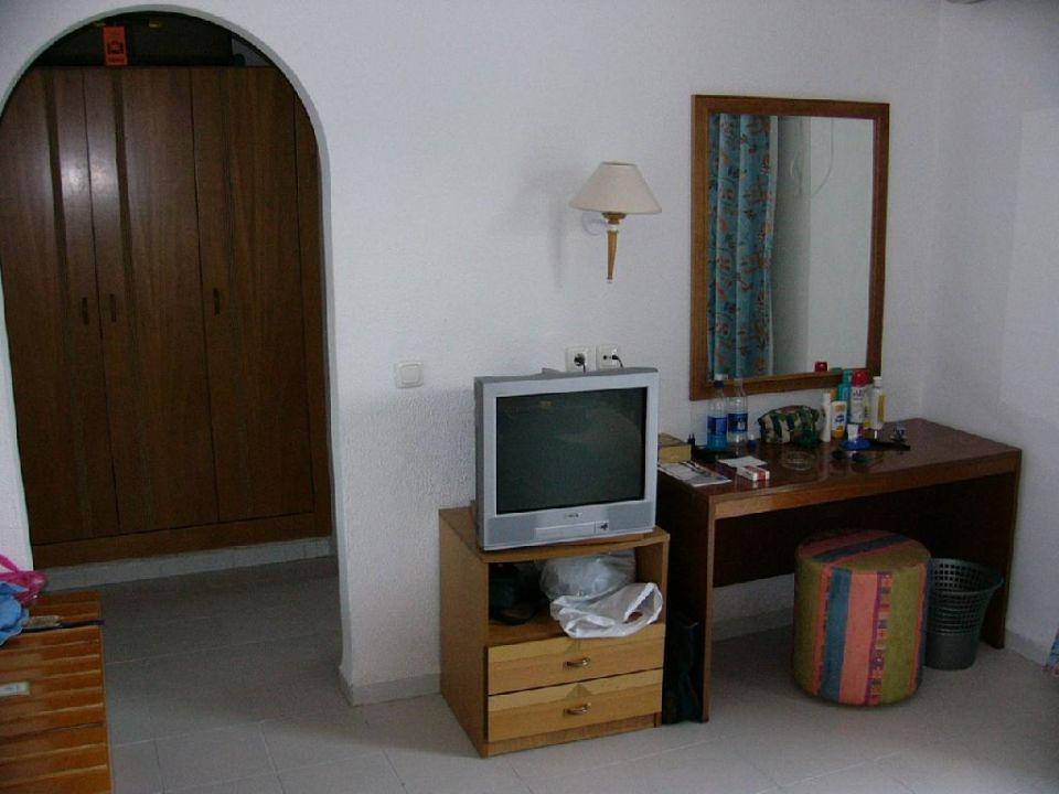 Das Zimmer El Mouradi Club Selima