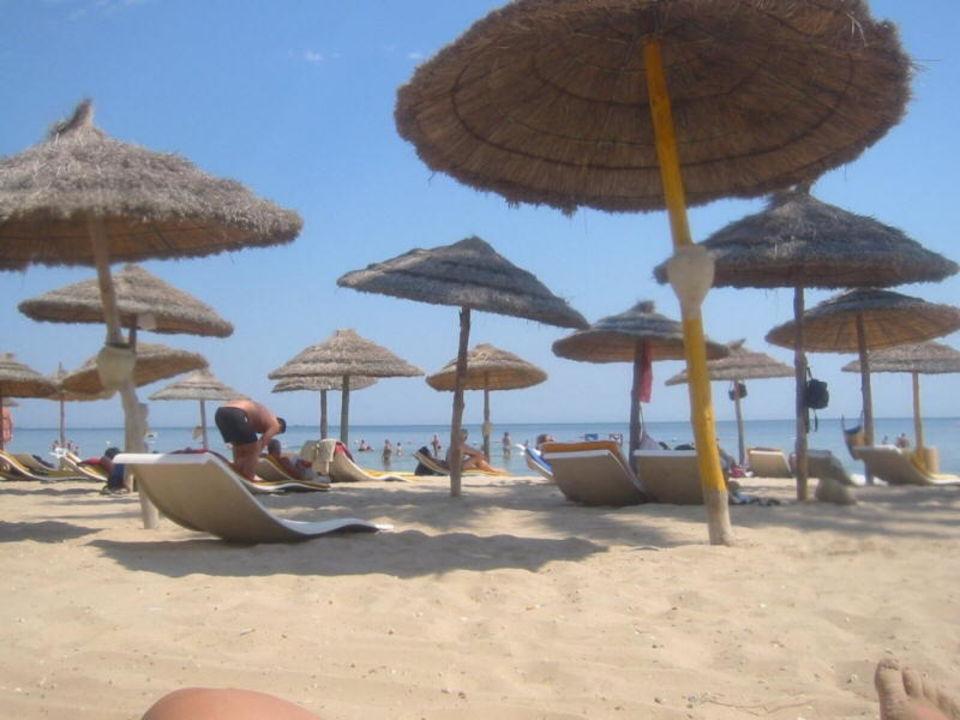 Hotel Houda Golf & Beach Club - Strand Hotel Houda Golf & Beach Club