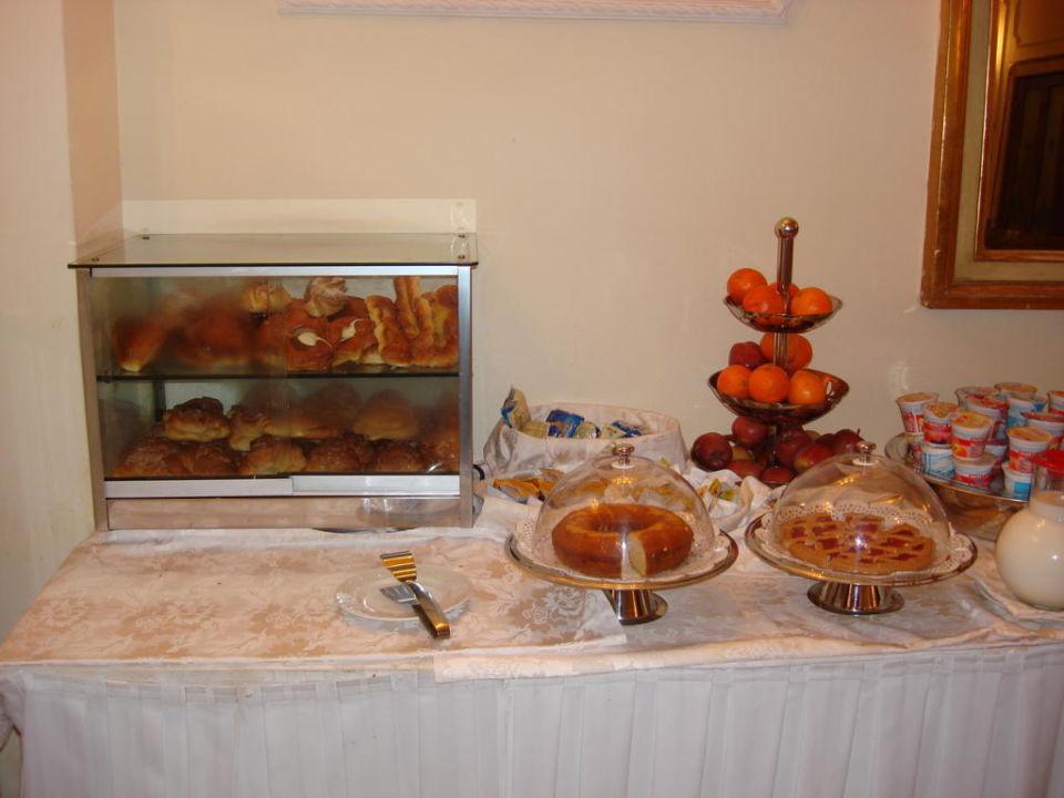Buffet (déjeuner) Hotel Pace Helvezia