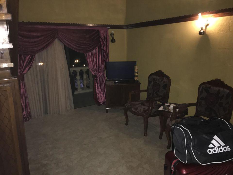 Zimmer Hotel Chateau Lambousa