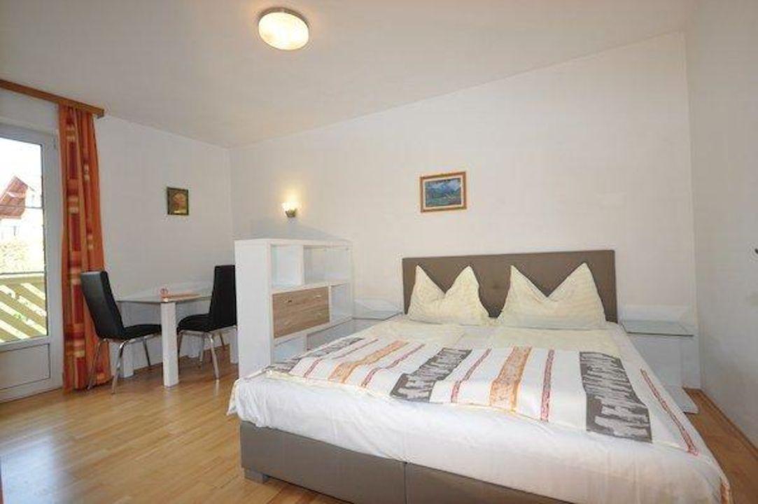 Wohn-Schlafzimmer - kleines Appartement\