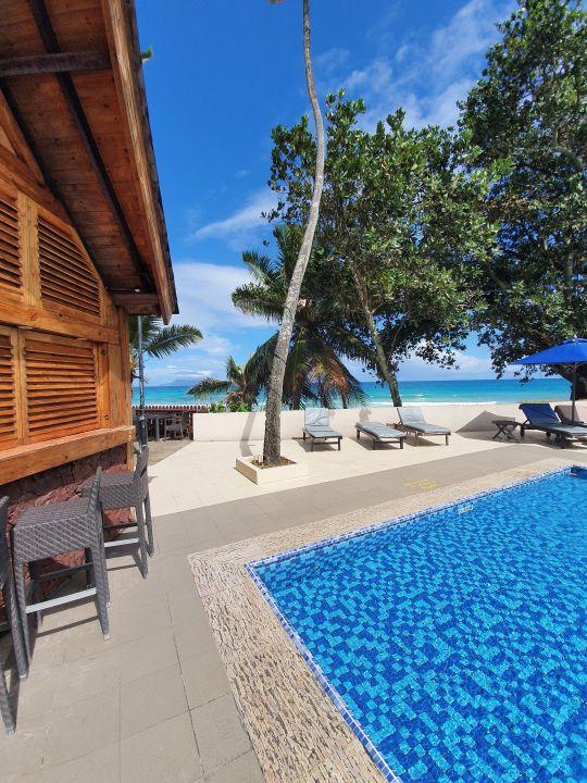 Außenansicht Berjaya Beau Vallon Bay Resort & Casino