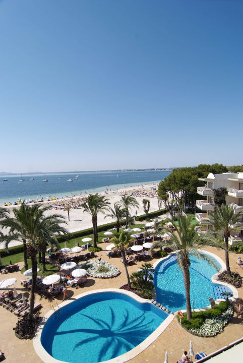 Quot General View Quot Vanity Hotel Golf Alcudia Holidaycheck