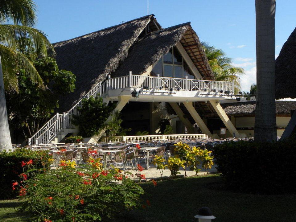 Animationsgebäude Hotel Melia Las Antillas
