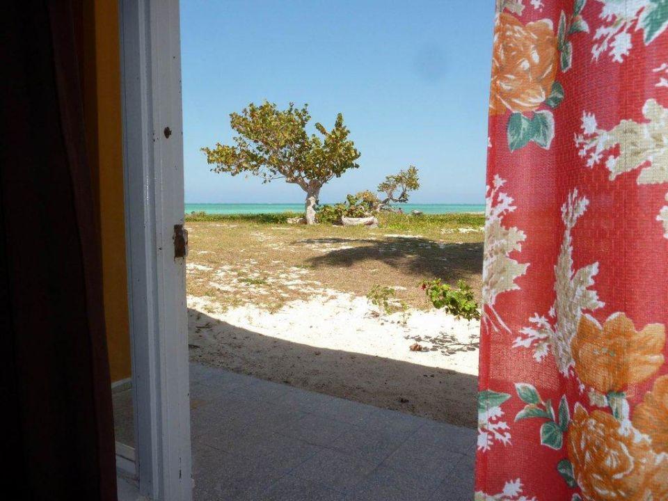 Aussicht Hotel Escuela